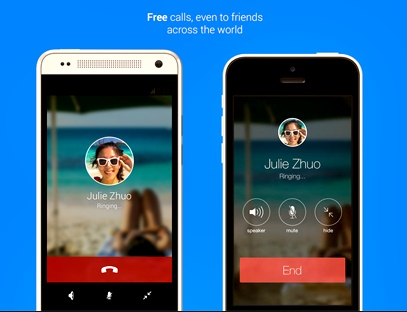 Facebook Messenger updated: adds new free Wi-Fi calls