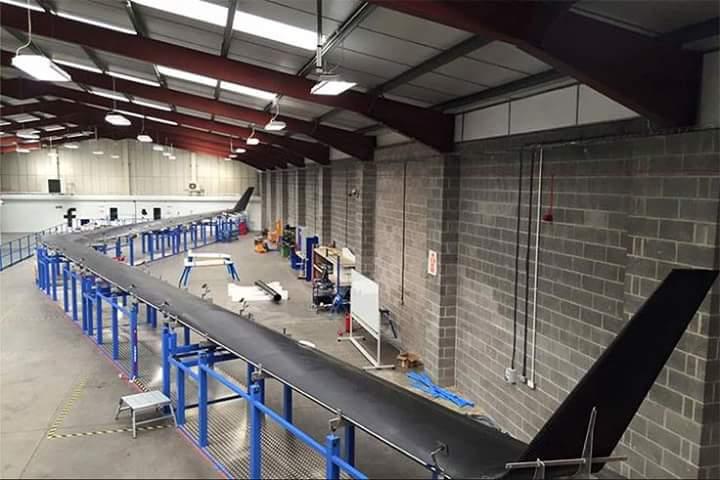 Facebook's Internet.org announced solar powered aircraft Aquila