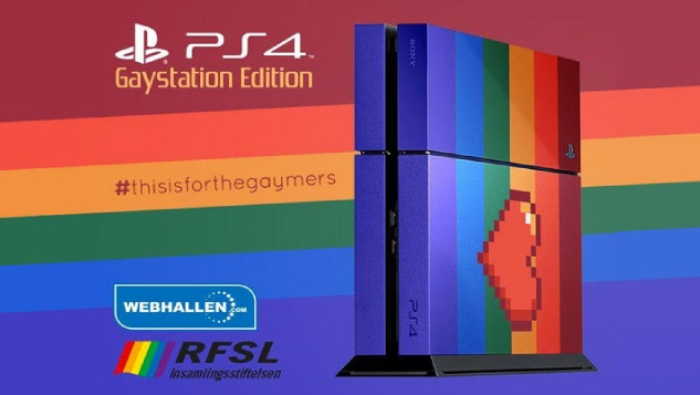 This LGBT charity auction proves one GayStation is worth as many as 11 PS4s