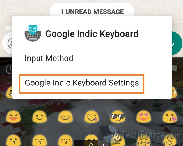 keyboard google indic