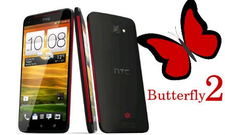 HTC Butterfly 2 is out