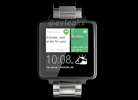 A Behind the Scenes video shows HTC engineers working on a new wearable