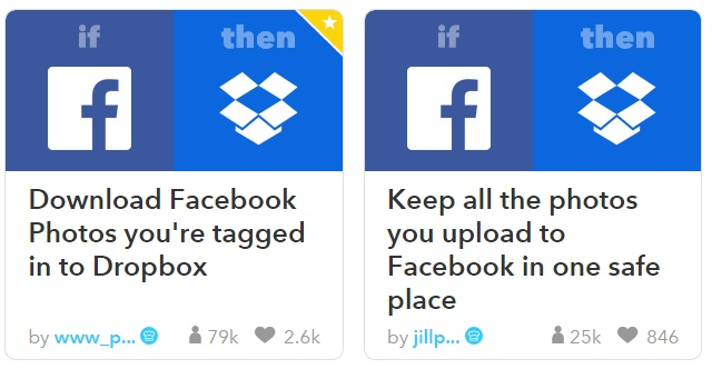 Three services for DropBox which is not commonly known