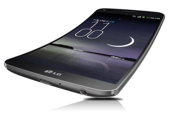 LG G Flex 2 rumors about curved Screen
