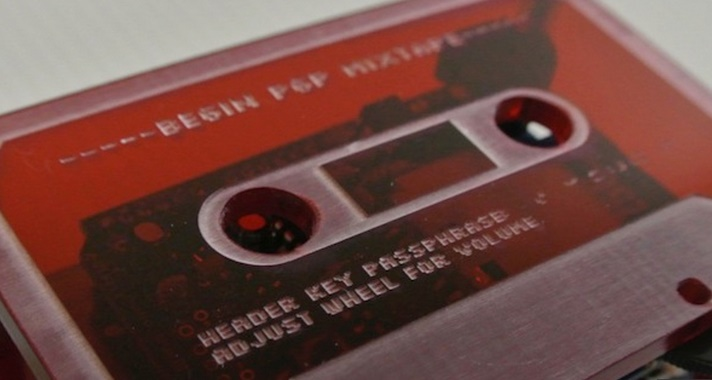 Hacker music artist trolls NSA with an amazing uncrackable mixtape