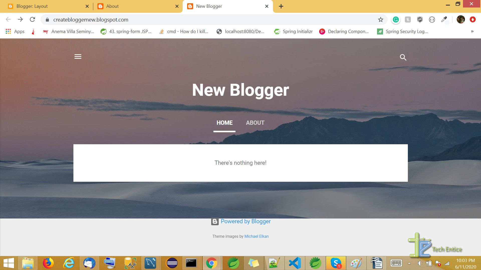 How To Add Pages To Your Blogger Account