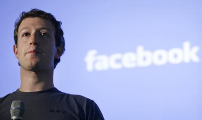 Security researcher hacks Zuckerberg's page