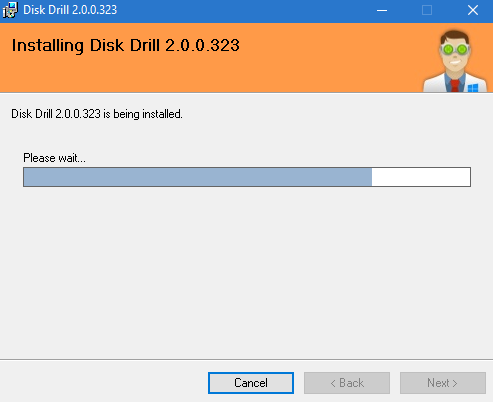 Disk Drill Recovery App