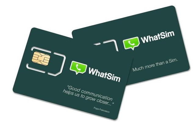 WhatSim- The WhatsApp Sim which is more than just a SIM