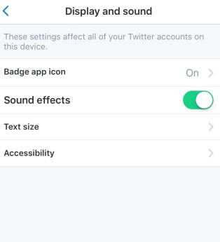 How To Add Image Description Text To An Image On Twitter for iOS