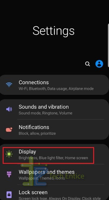 How To Turn On Accidental Touch Protection In Android One UI?
