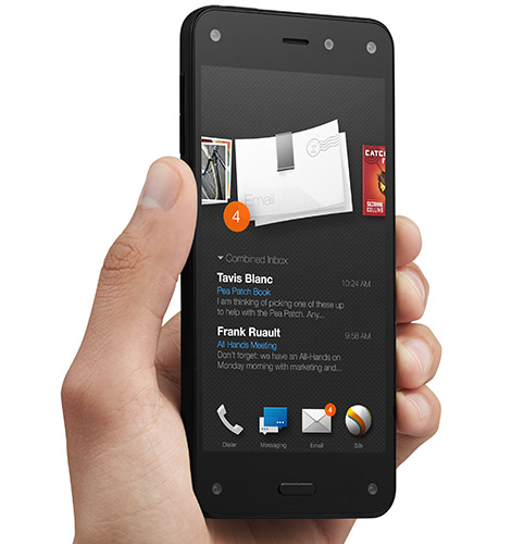 Amazon phone mystery 3D phone to be revealed