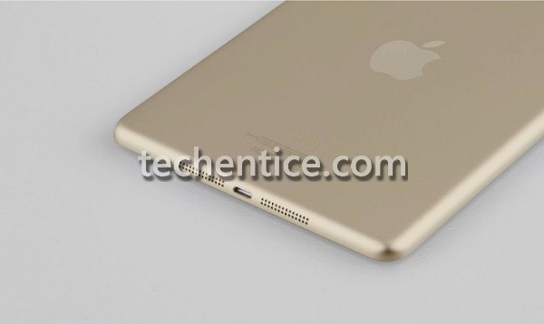 apple ipad mini gold version