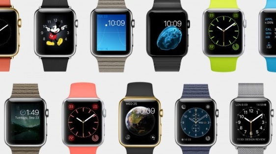 Apple Watch revealed: ultimate ecstasy in a smartwatch