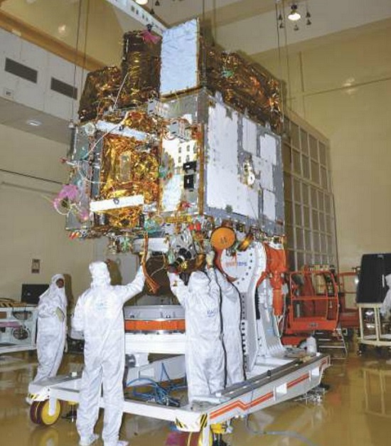 ISRO to launch Indias first Dedicated Astronomy Satellite
