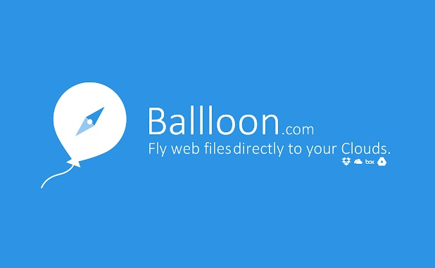 Balloon: Share files between non-Dropbox and Dropbox