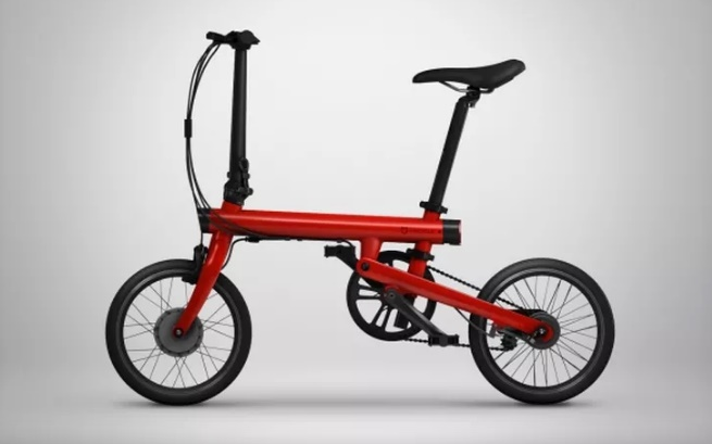 Check out Xiaomi's cheap and extremely useful foldable electric bike