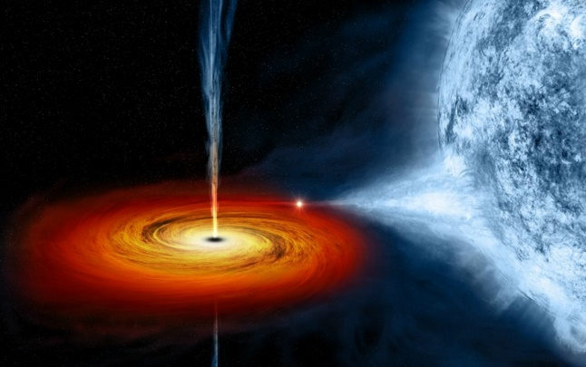 NASA says Indian Scientist's theory is correct Black Hole do not exist
