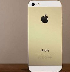 champagne i phone 5s