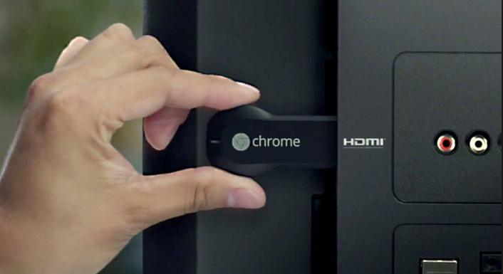 How to turn on your TV with Chromecast