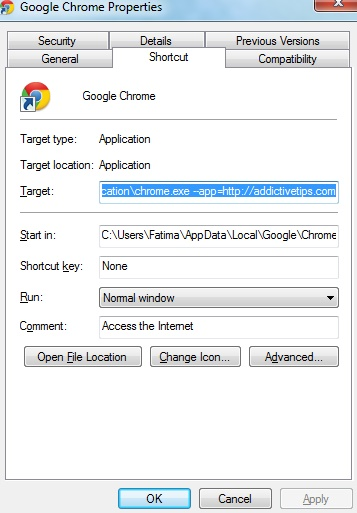 Chrome Magic: Launch A Website As An App!