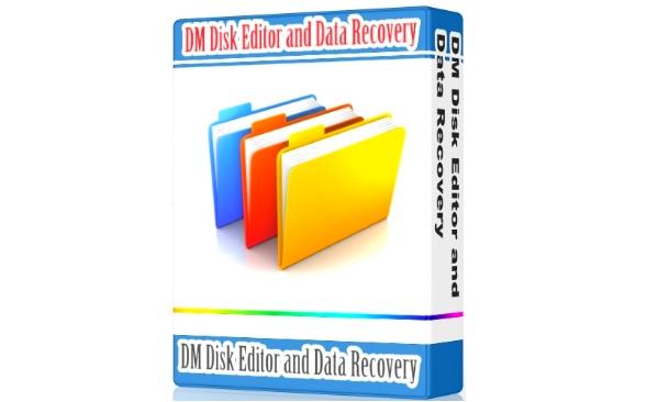 DM disk editor