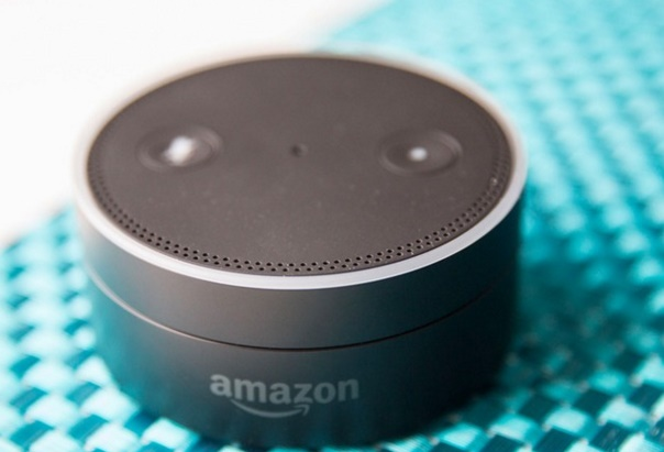 Amazon Echo Dot Voice-controlled smart home for only $90