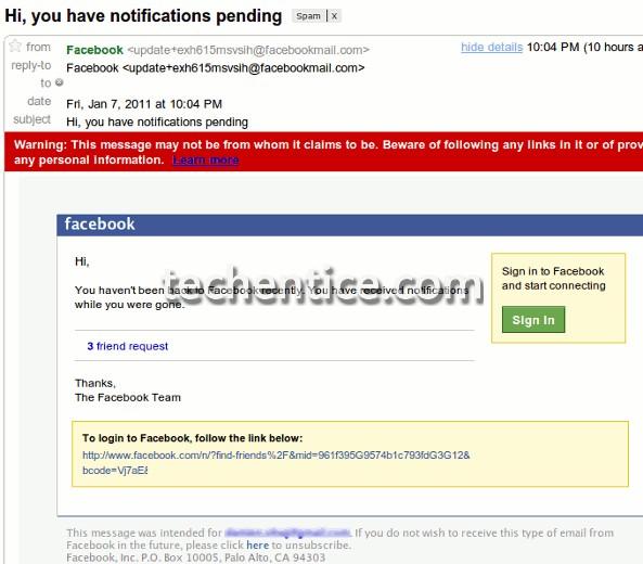 E-mail Phishing