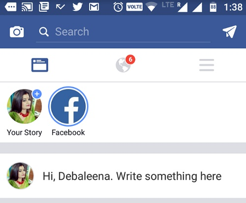 Facebook finally introduces Facebook Stories like Snapchat