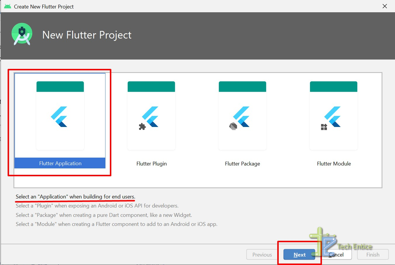 How To Create Your First Flutter App