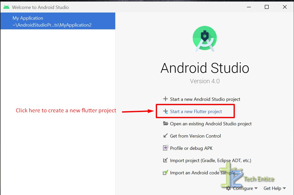 How To Integrate Flutter With Android Studio On Windows?