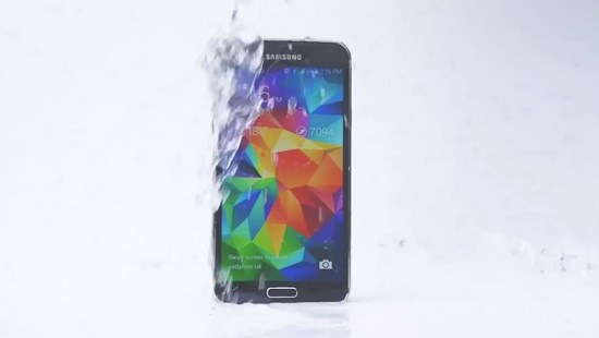 Samsung Ad nominates iPhone, HTC and Lumia for Ice Bucket Challenge