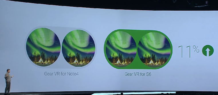 Samsung announces new Gear VR