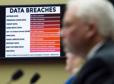 Hackers hijacked 5.6 million Federal Employee Fingerprints