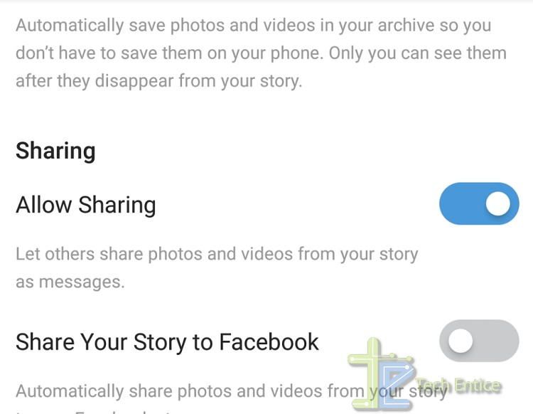 Stop Anyone From Sharing The Photos And Video Of Your Instagram Stories With Others