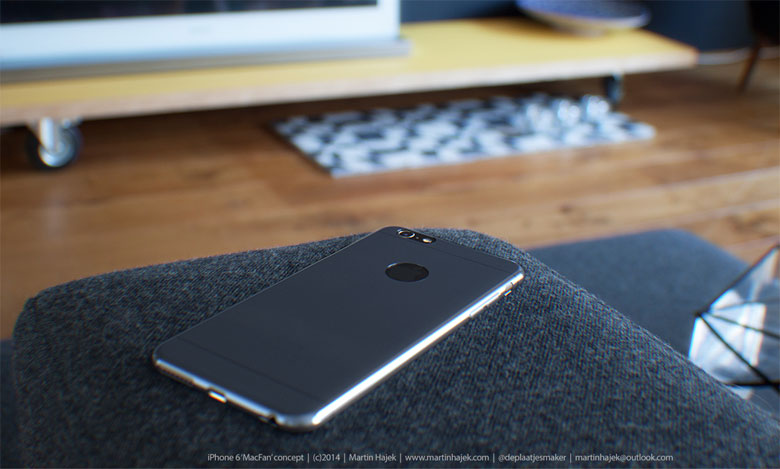 New iPhone 6 fan render takes a stab at handset's design
