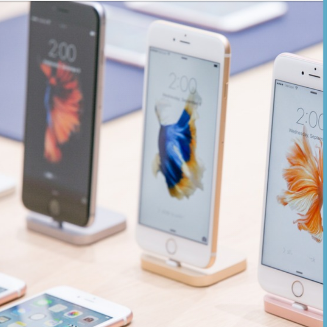 Apple unveils the new iPhone 6S