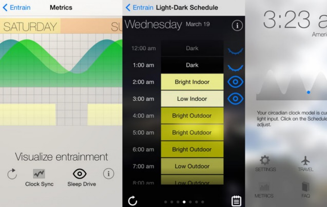 Mathematicians create a new app that relieves jet lag