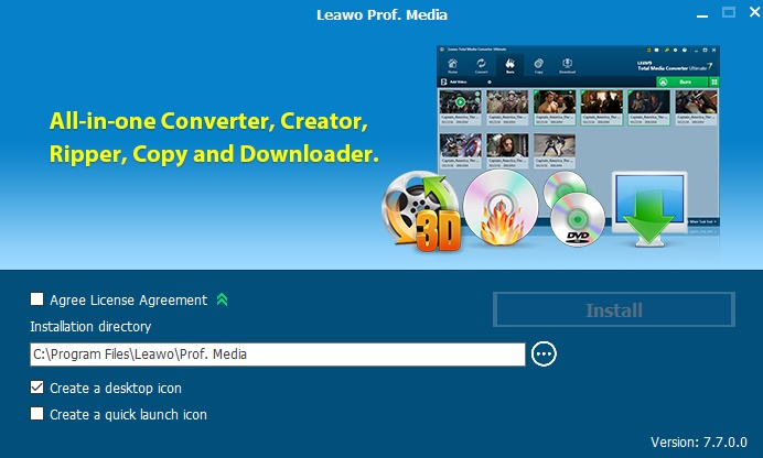 How To Rip and Convert Blu-Ray to MP4 with Leawo Blu-Ray to MP4 ... leawo blue ray