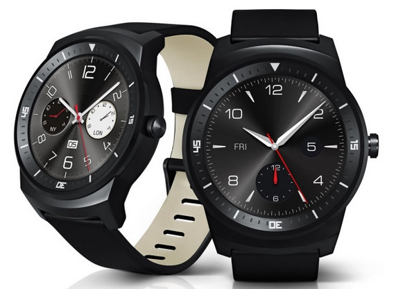 LG G Watch R to launch at IFA 2014, Berlin