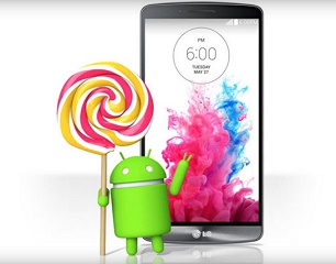 LG releasing Android Lollipop Update for G3 this week in Poland, followed by others