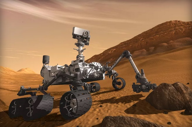 NASA Curiosity rover debates over the presence of methane in Mars atmosphere