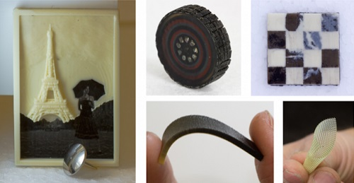 MIT's MultiFab 3D printer can use 10 materials at once