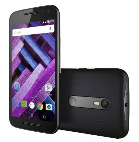 Moto G Turbo Edition with Qualcomm Fast charging