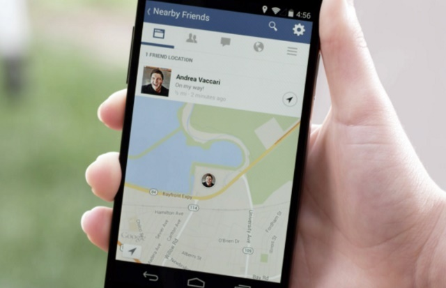 Facebooks Nearby Friends to be replaced by Wave