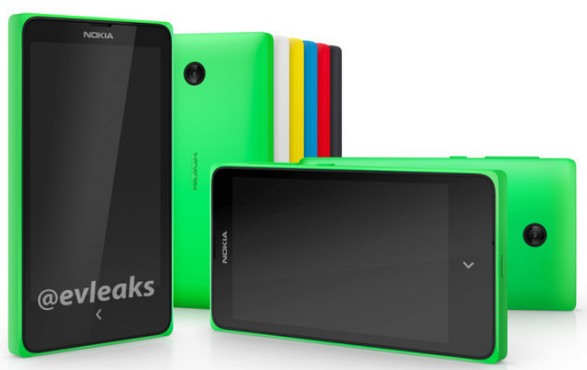 Nokia sampling Nokia X phones to Indian Developers