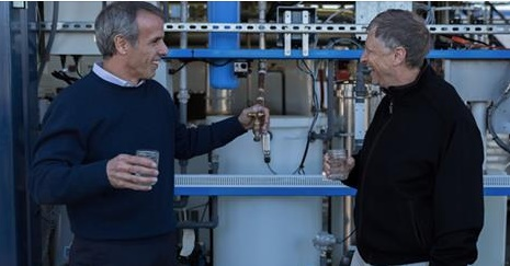 Gates Foundation invents Omniprocessor: that can process excreta to drinking water!