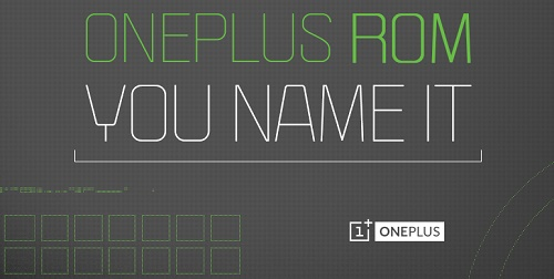 OnePlus announces contest for naming its custom ROM