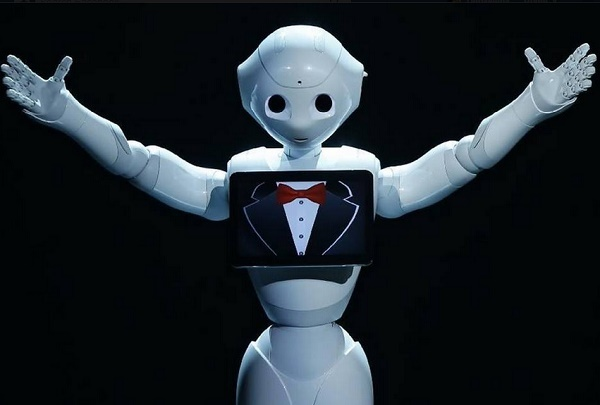 Humanoid Robot Pepper to Go On Sale Saturday in Japan