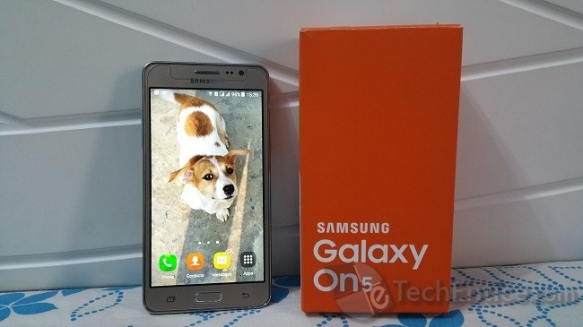 Samsung Galaxy On5- When all good things come in small price